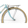 Creme Caferacer Solo Ladies turquoise